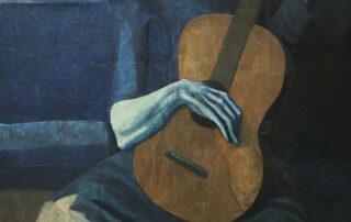 Picasso Guitarist