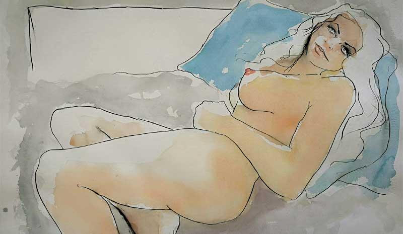 Stewart Fletcher Drawing