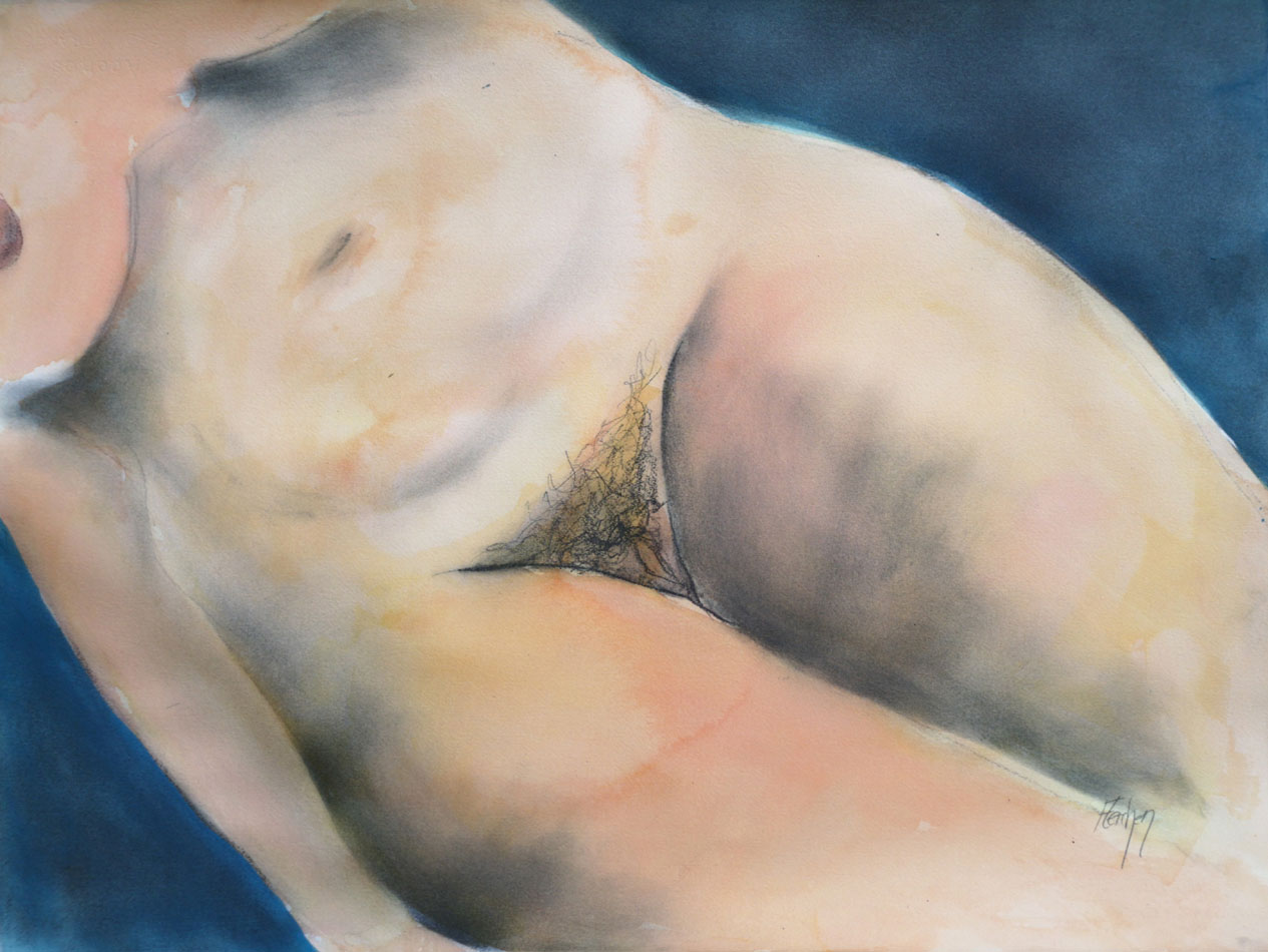 Marion reclined