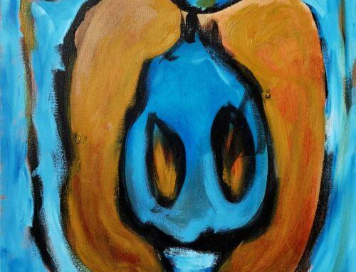 Symétrie bleue